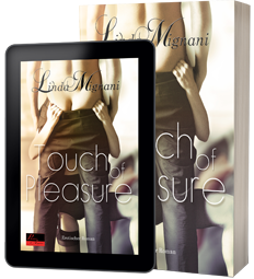 Buchcover von:  Touch of Pleasure